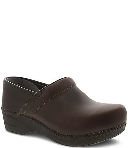Dansko XP 2.0 Waterproof Leather Clogs