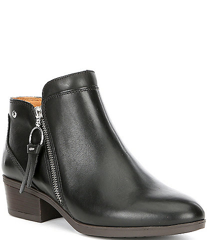 Daroca Side Zip Bootie