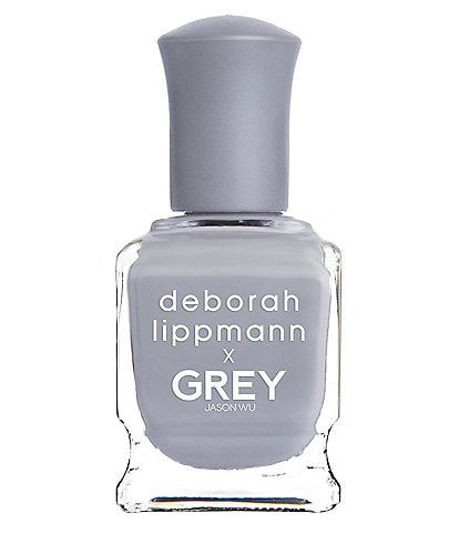 Deborah Lippmann Grey Jason Wu Gel Lab Pro Polish