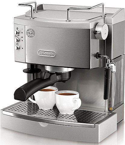 DeLonghi 15-Bar Pump Driven Espresso/Cappuccino Maker