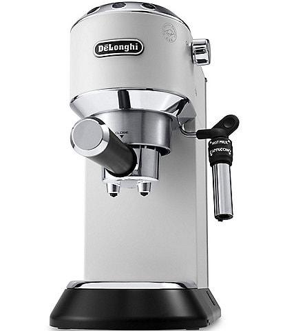 DeLonghi Dedica Deluxe 15-Bar Pump Espresso Machine
