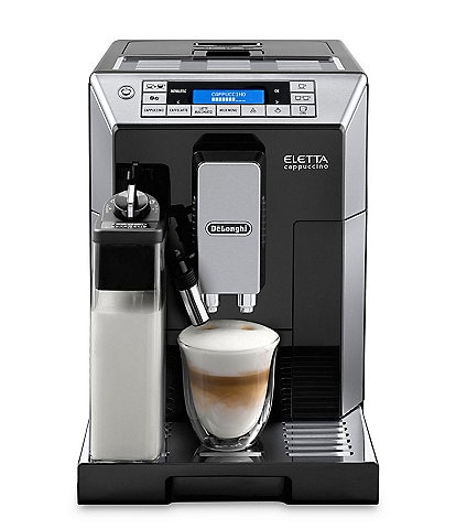 DeLonghi Eletta Automatic Espresso Machine with Latte Crema System