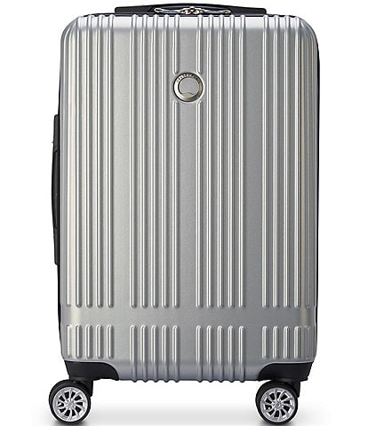 Delsey Paris Indigo Collection Carry-On Expandable Spinner