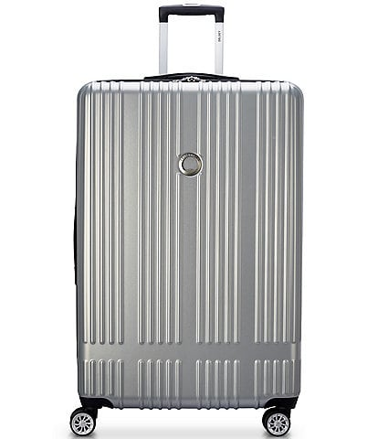 Delsey Paris Indigo Collection Large Expandable Spinner