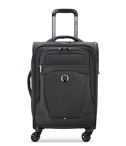 Delsey Paris Velocity Softside Carry-On Exp Spinner