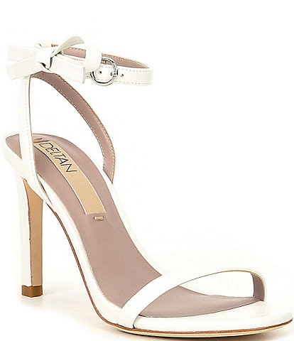 Deltan Miranda Ankle Bow Detail Dress Sandals