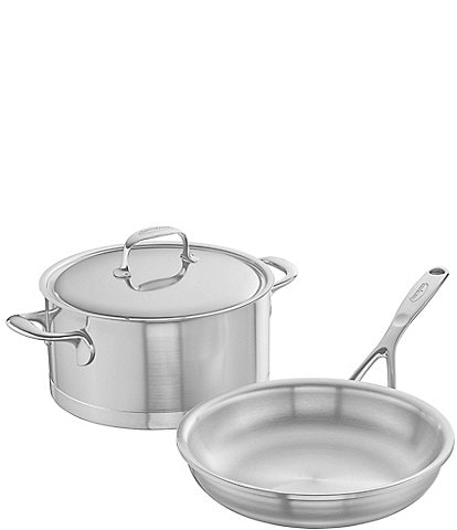 Demeyere Atlantis 3 Piece Stainless Steel Cookware Set