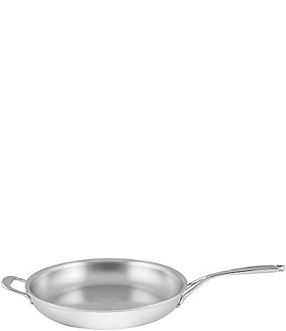 Demeyere Atlantis Atlantis 7-PLY 12.5#double; Stainless Steel Fry Pan With Helper Handle