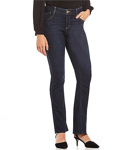 Democracy #double;Ab#double;solution Itty Bitty Bootcut Jeans