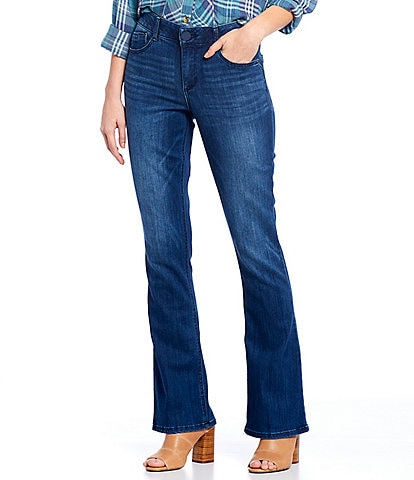 Democracy #double;Ab#double;solution Itty Bitty Bootcut Leg Jeans
