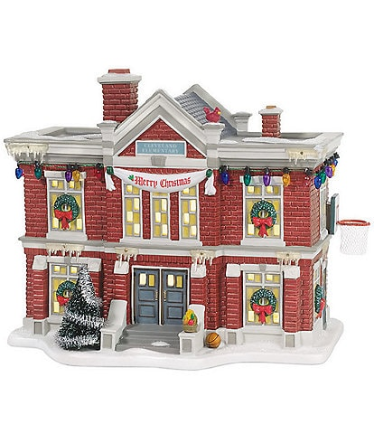 Department 56 A Christmas Story Cleveland Elementary Figurine