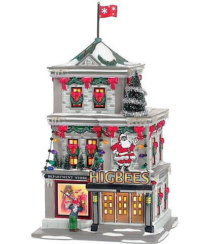 Department 56 A Christmas Story The Department Store Lit Building