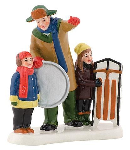 Department 56 Christmas Vacation Bingo Figurine