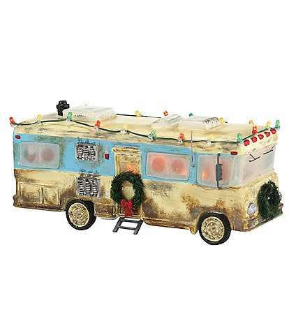Department 56 Christmas Vacation Cousin Eddies RV Figurine