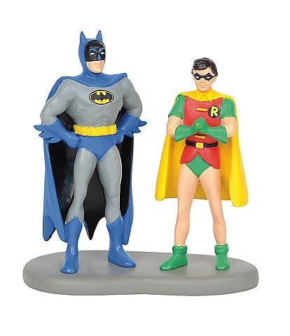 Department 56 DC Comics Batman Robin Figurine