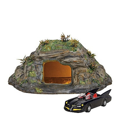 Department 56 DC Comics The Batcave Boxed Set