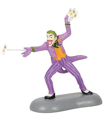 Department 56 DC Comics The Joker Figurine