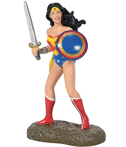 Department 56 DC Comics Wonder Woman Figurine