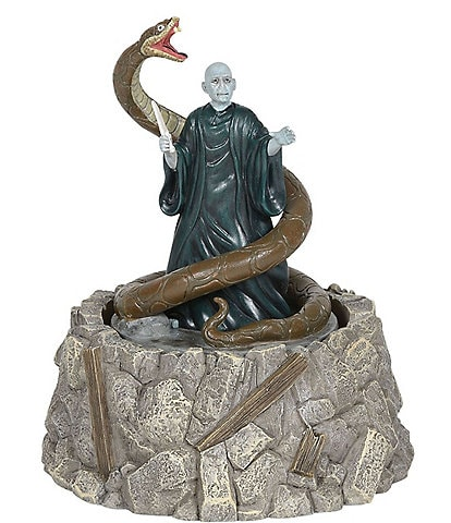 Department 56 Harry Potter Accessories Lord Voldemort & Nagini Figurine