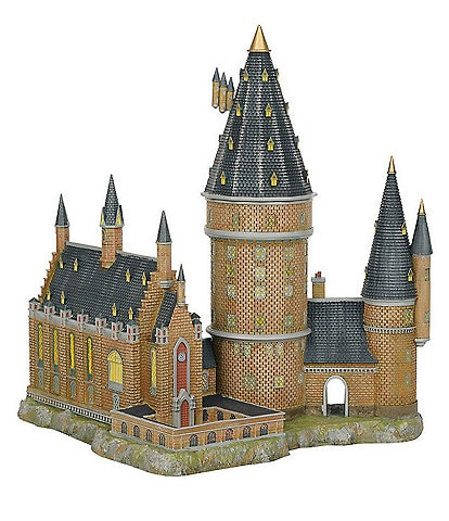 Department 56 Harry Potter Hogwarts Great Hall & Tower