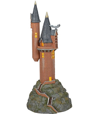 Department 56 Harry Potter The Owlery Lighted Building