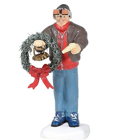 Department 56 National Lampoon's Christmas Vacation I'm Sorry Merry Xmas Figurine