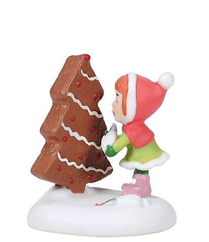 Department 56 North Pole Collection Ginger's Gingerbread Cookie