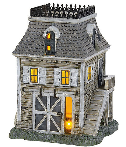Department 56 The Addams Family Carriage House Figurine