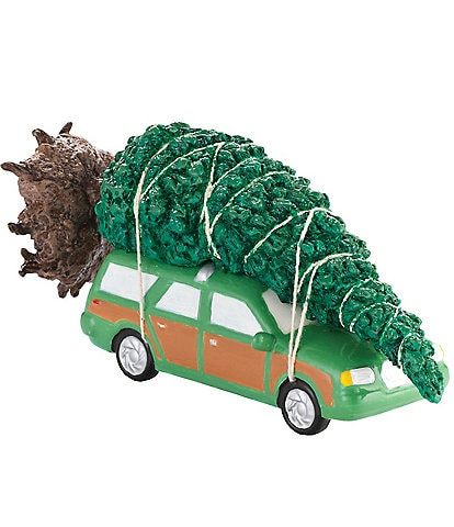 Department 56 Christmas Vacation The Griswold Family Tree Figurine