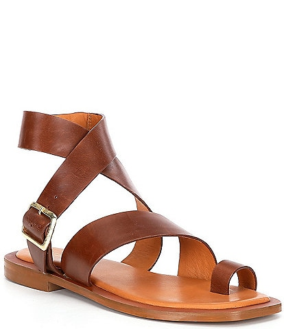 Diba True Cite See Toe Loop Flat Sandals
