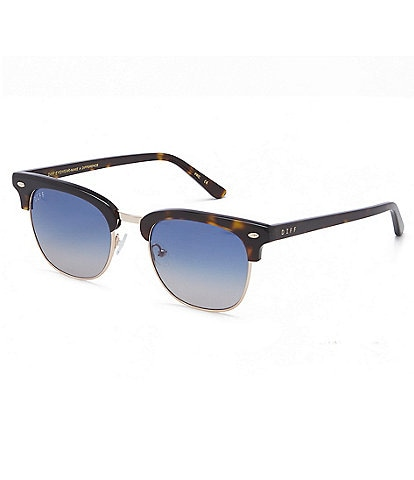 DIFF Eyewear Blair Dark Tortoise Sunglasses