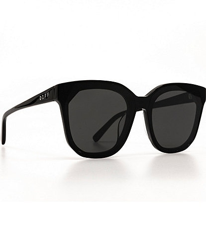 DIFF Eyewear Gia Oversized Square Sunglasses