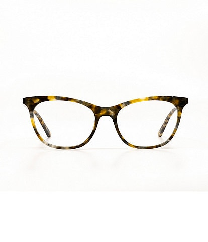 DIFF Eyewear Jade Blue Light Glasses