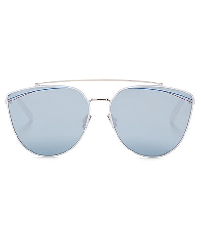 DIFF Eyewear R2D2 Polarized 62mm Aviator Sunglasses