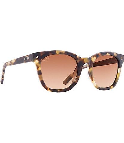 DIFF Eyewear Ryder Moss Havana Sunglasses