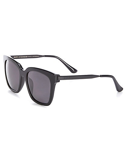 DIFF Eyewear The Bella Polarized 54mm Sunglasses