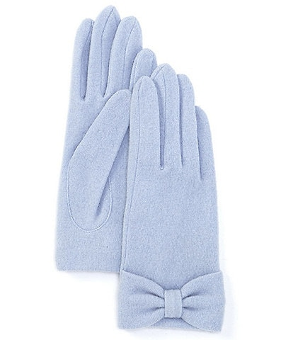 Dillard's Women's Fabric Bow Glove