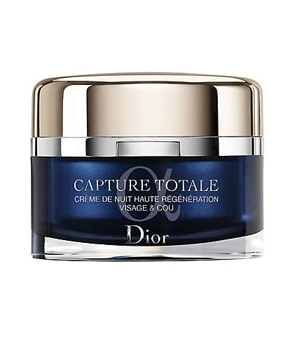 Dior Capture Totale Intensive Restorative Night Creme For Face And Neck