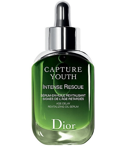 Dior Capture Youth Intense Rescue Age Delay Revitalizing Oil Serum