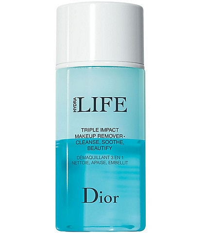 Dior Hydra Life Triple Impact Makeup Remover