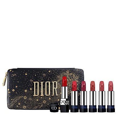 Dior Rouge Dior Refillable Lipstick Set