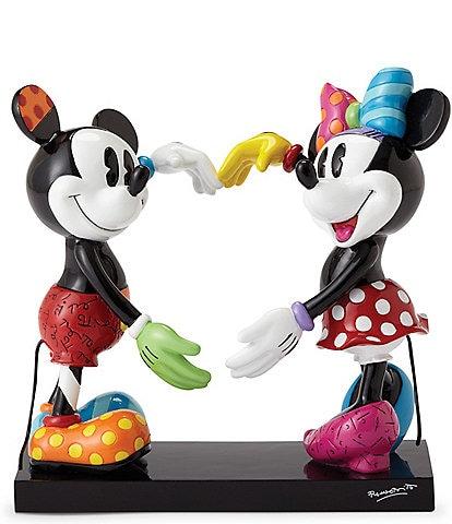Disney by Britto Mickey & Minnie Mouse Stone Figurine