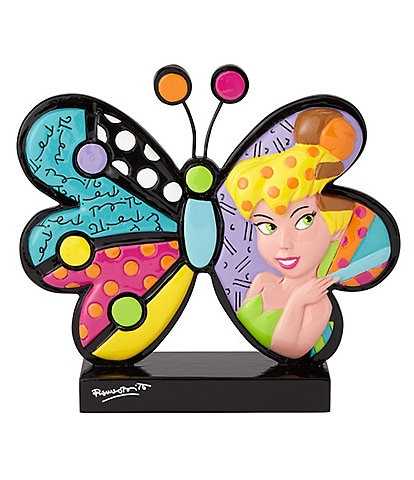 Disney by Britto Tinker Bell Butterfly Figurine