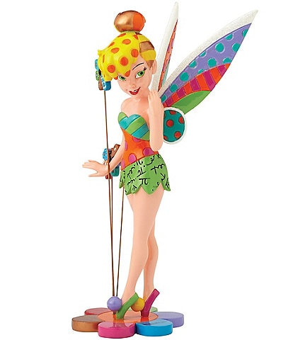 Disney By Britto Tinker Bell Pixie Dust Figurine