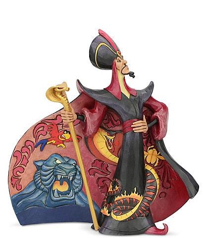 Disney Traditions by Jim Shore Aladdin Jafar #double;Villainous Viper#double; Figurine
