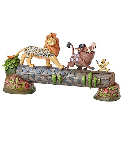 Disney Traditions by Jim Shore The Lion King #double;Carefree Camaraderie#double; Figurine