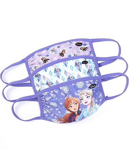 Disney x Capelli New York Girls Frozen 3-Pack Face Masks