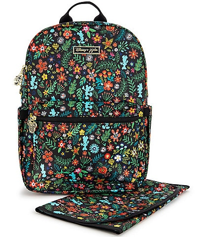Disney x Ju-Ju-Be Midi Plus Backpack - Amour des Fleurs