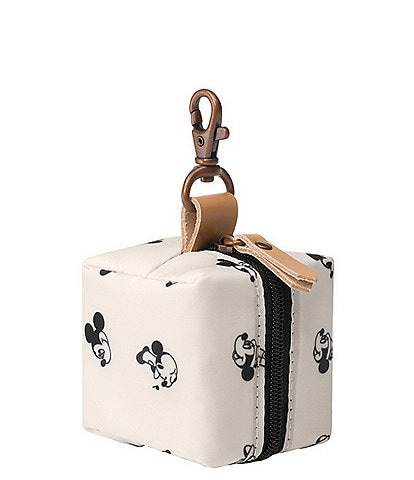 Disney x Petunia Pickle Bottom Pacifier Porter - Sketchbook Mickey & Minnie