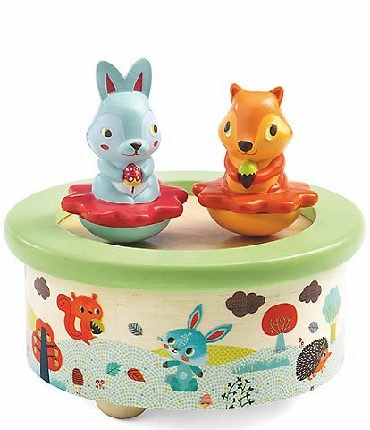 Djeco Baby Friends Melody Music Box